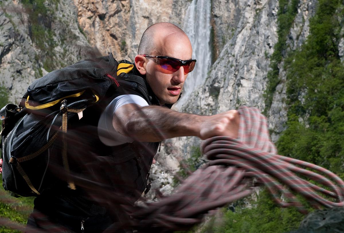 Luca Tavian alpinista