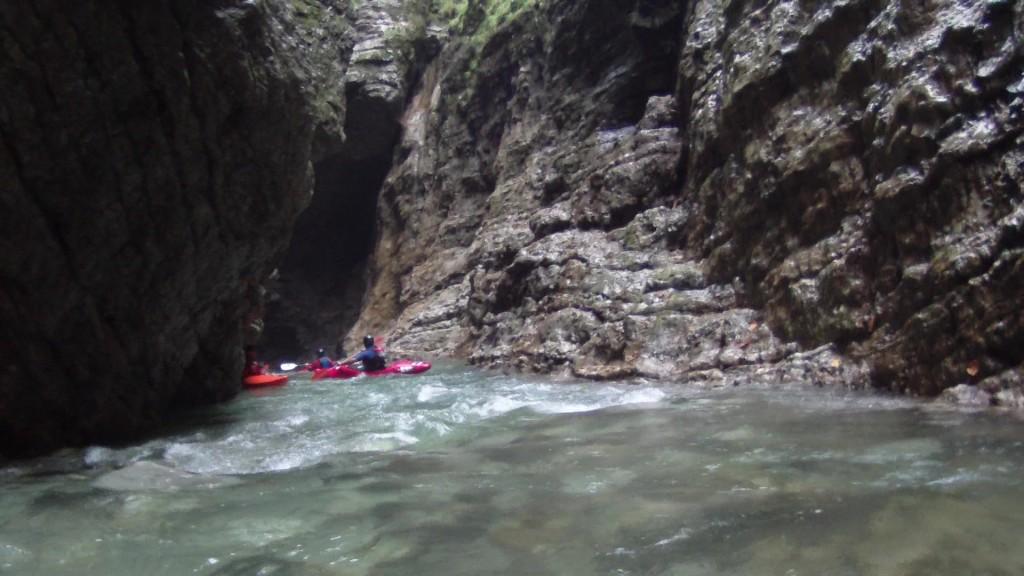 Kayak Gole del Maè