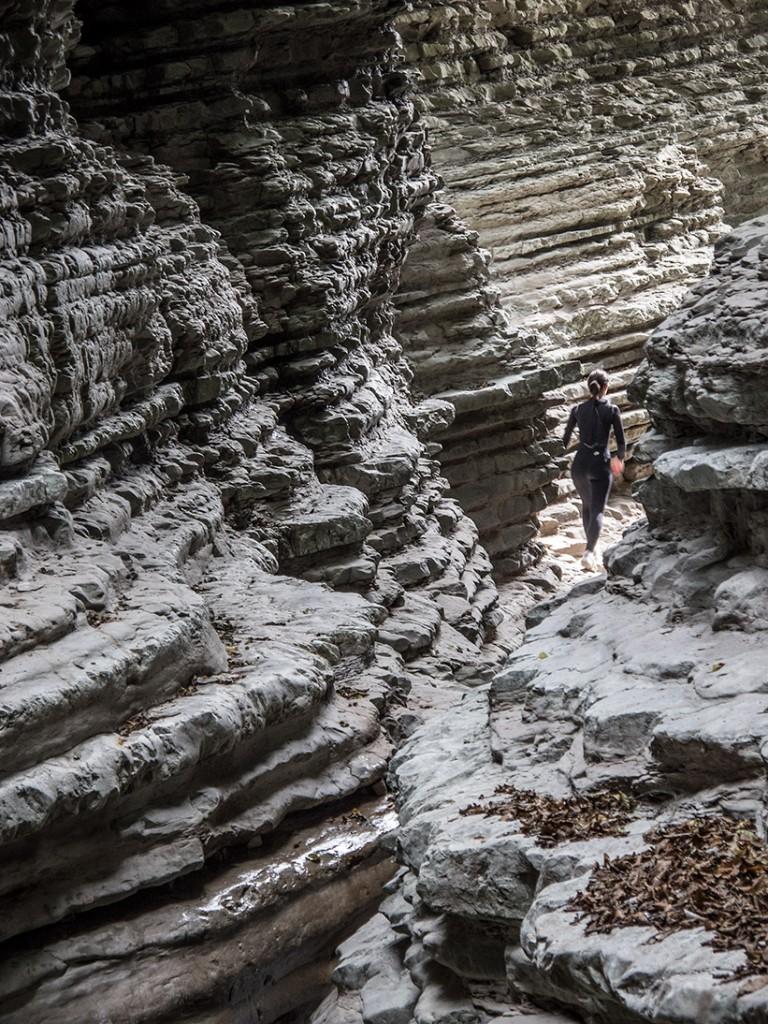 Canyoning-Belluno-Brent-de-l'Art