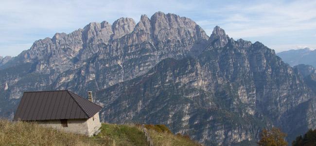 Casera Lodina Parco Naturale Regionale Dolomiti Friulane