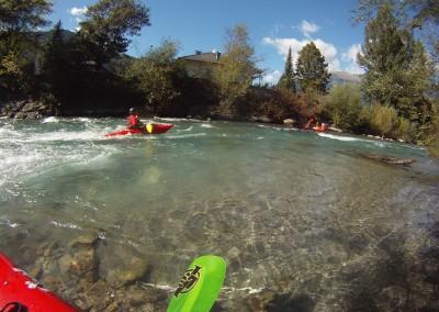 class-WWIII-river-in-Austria-Drava-Drau