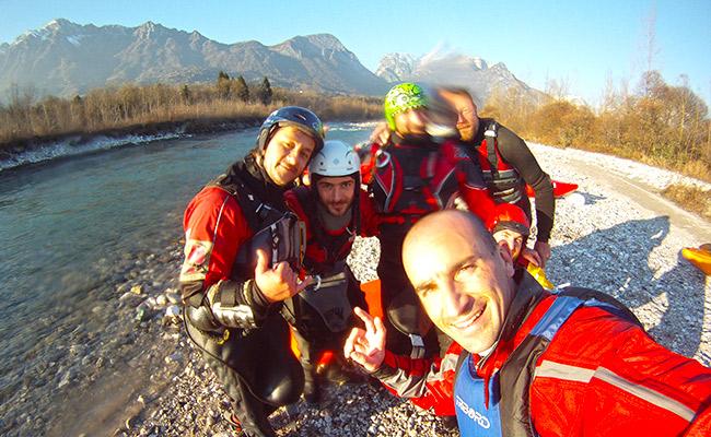 Discesa-in-kayak-del-Cordevole