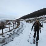 Scialpinismo Cima Vacche