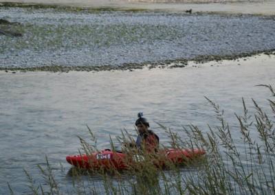 03 06 2014 discesa kayak Piave ©Luca Tavian