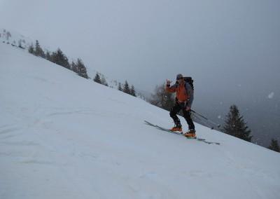 2014-Scialpinismo-in-Alpago-Cima-Vacche-©Luca-Tavian
