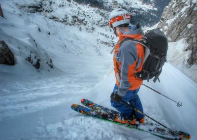 2014-Scialpinismo-in-Val-Zoldana-Giaron-de-la-Fopa-©Luca-Tavian