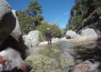 Canyoning-Korsica-Tavignanu
