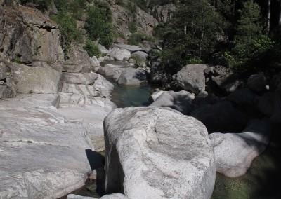 Canyoning-Tavignanu