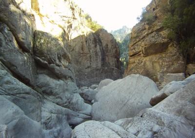 Canyoning-gole-del-Tavignanu