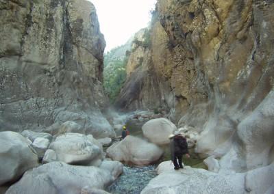 Discesa-canyoning-della-gola-del-Tavignanu