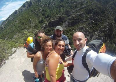 Gruppo-canyoning-Tavignanu
