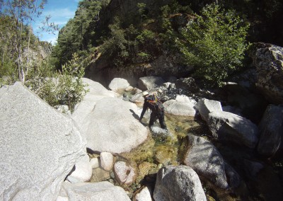 La-discesa-del-torrente-Tavignanu