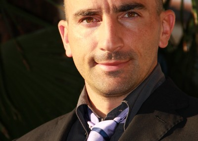 Luca Tavian Sports Marketing Manager