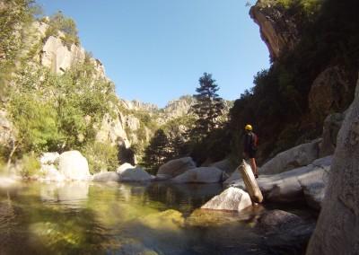 Prima-parte-canyoning-sul-Tavignanu
