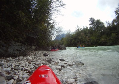 White-water-kayaking-Koritnica