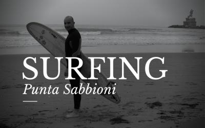 Non devi andare in capo al mondo per fare surf, bodyboard e SUP. Basta Punta Sabbioni.